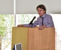 Руководитель проекта по развитию Технопарка 'Смоленка' Мороз - Андрей